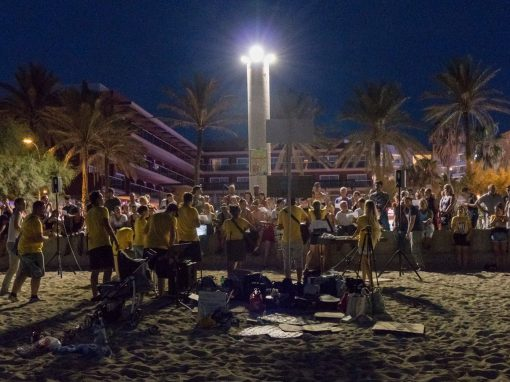 Idea: Ballermann Beachgottesdienst in Mallorca